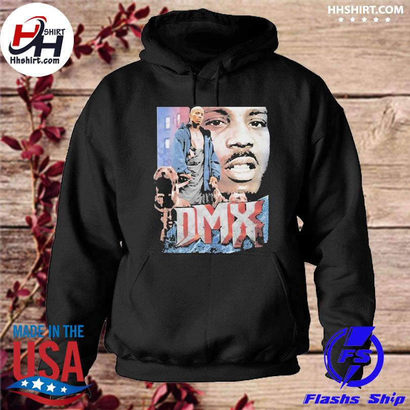 Rip Dmx Rapper 1970-2021 t-s hoodie