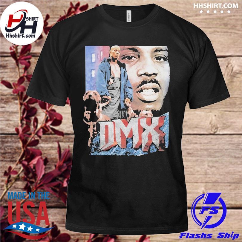 Rip Dmx Rapper 1970-2021 t-shirt