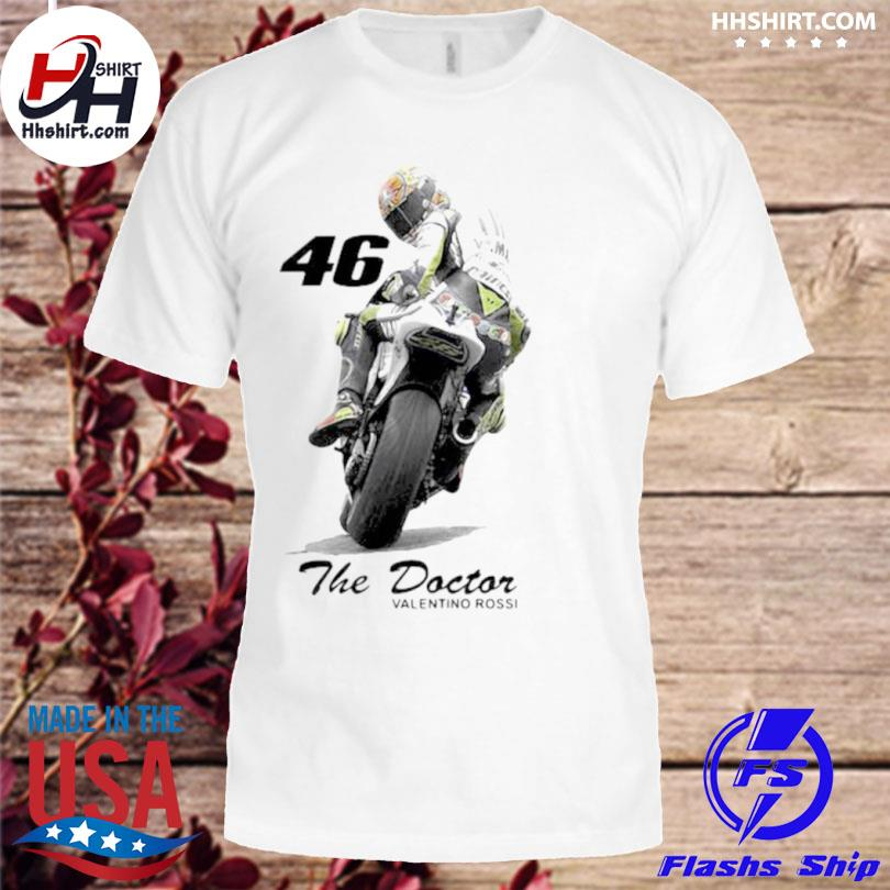 The doctor valentino rossi 46 shirt