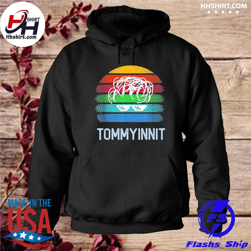 Tommyinnit merch cosplay dream smp hoodie