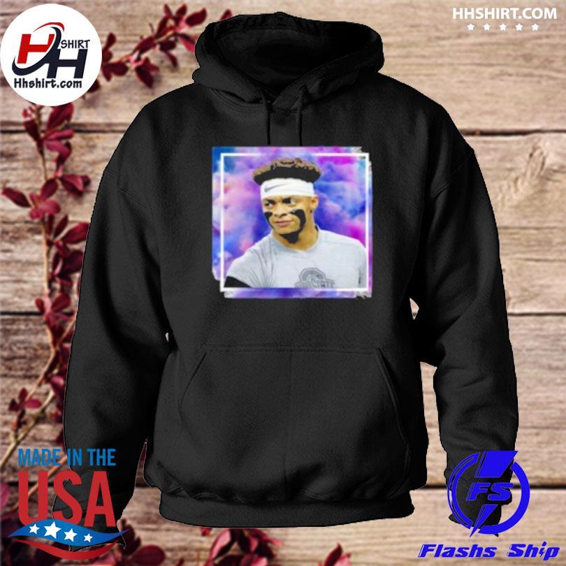 Justin fields bears v2 hoodie