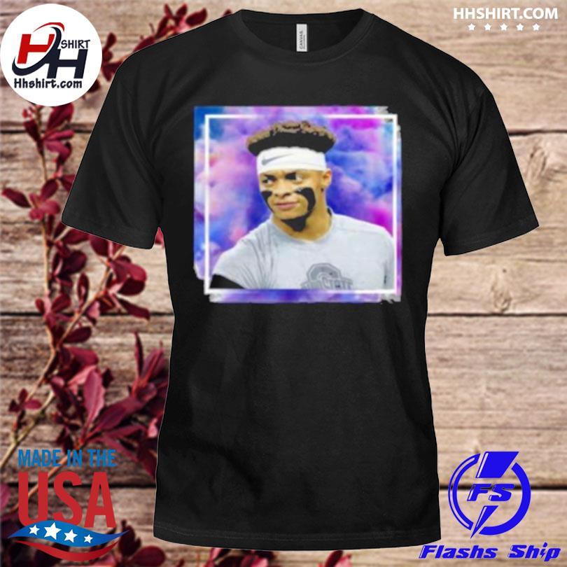 Justin fields bears v2 shirt