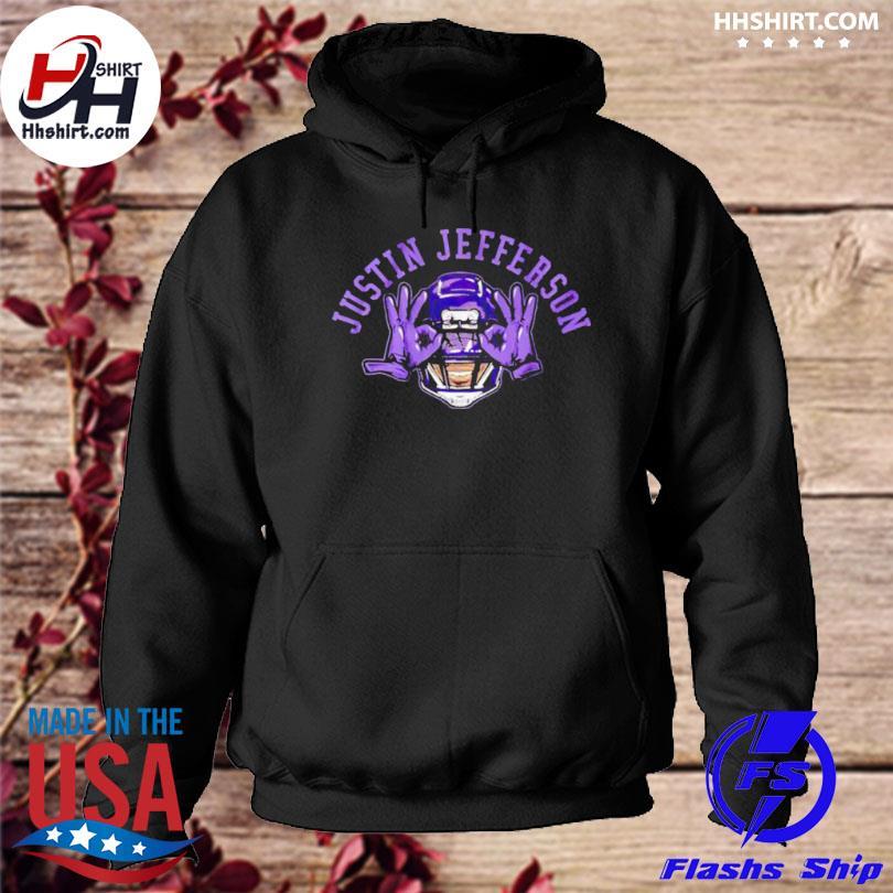 Justin Jefferson hoodie