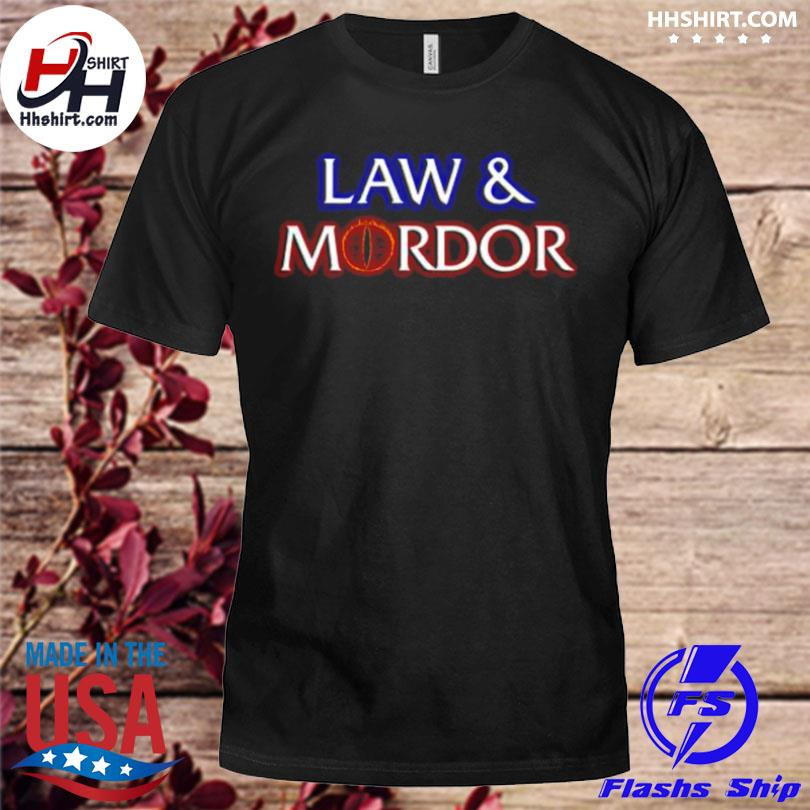 Official Law and mordor 2021 shirt
