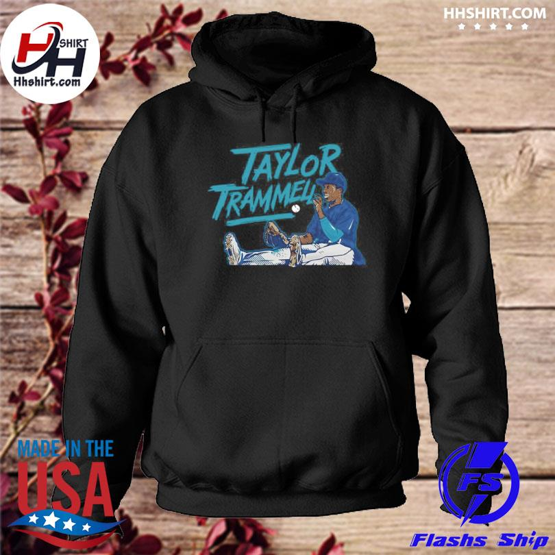 Official Seattle mariners taylor trammell hoodie