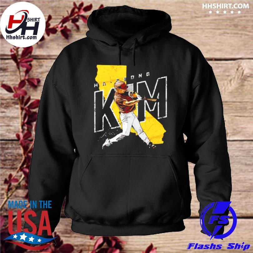 San diego baseball ha seong kim signature hoodie