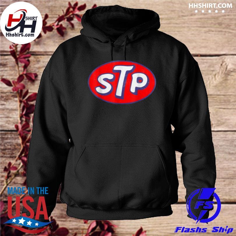 Stp logo hoodie