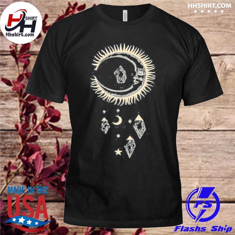 Sun moony starsy shirt