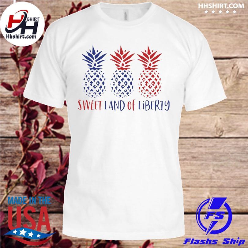 Sweet land of liberty shirt