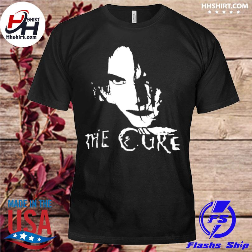 The cure horror shirt