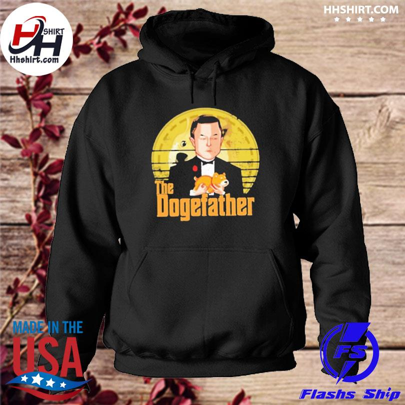 The Dogfather vintage hoodie