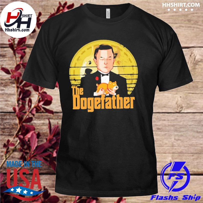 The Dogfather vintage shirt