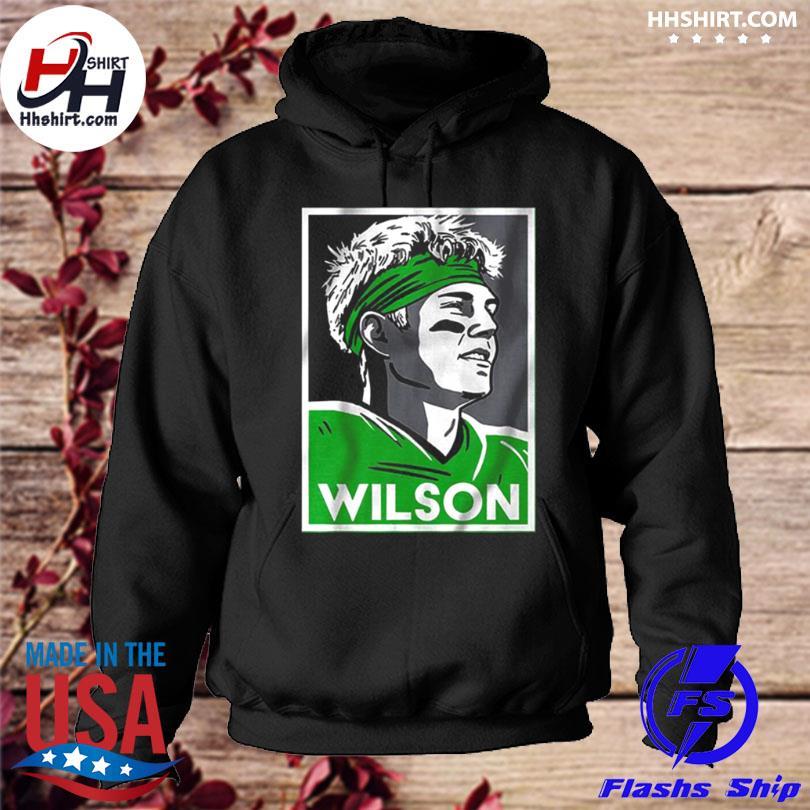 Zach wilson new york jets hoodie