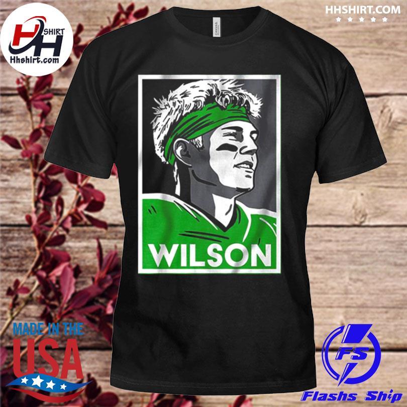 Zach wilson new york jets shirt