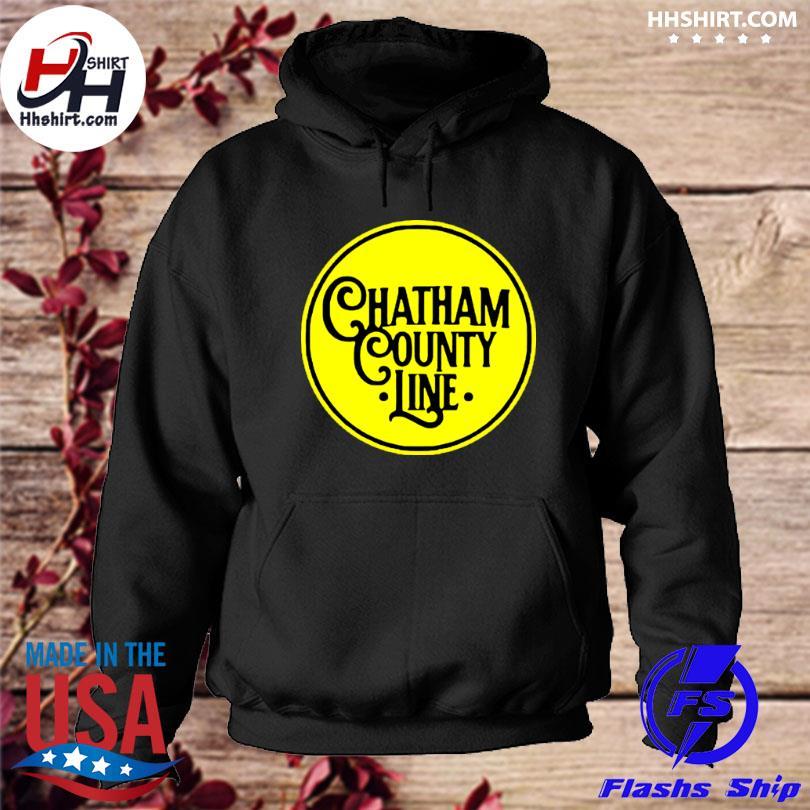 Chatham county line circle s hoodie