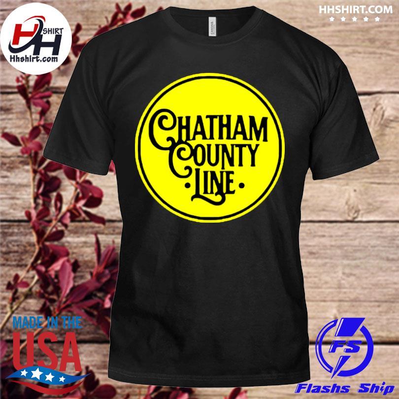 Chatham county line circle shirt