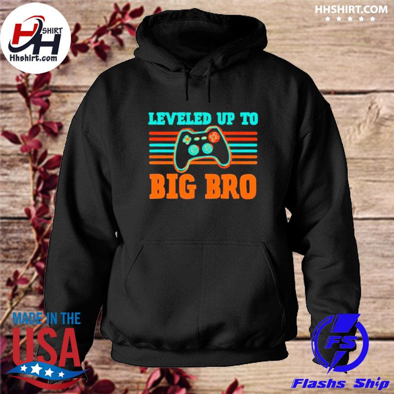 Leveling up to big bro vintage s hoodie