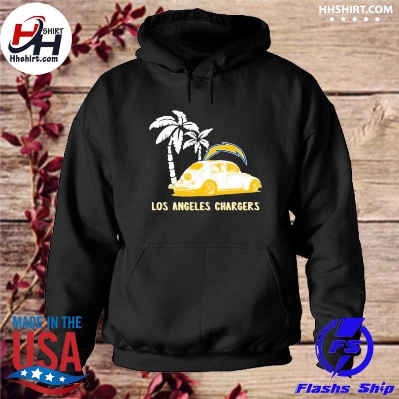 Los Angeles Chargers Beetle Car Shirt hoodie