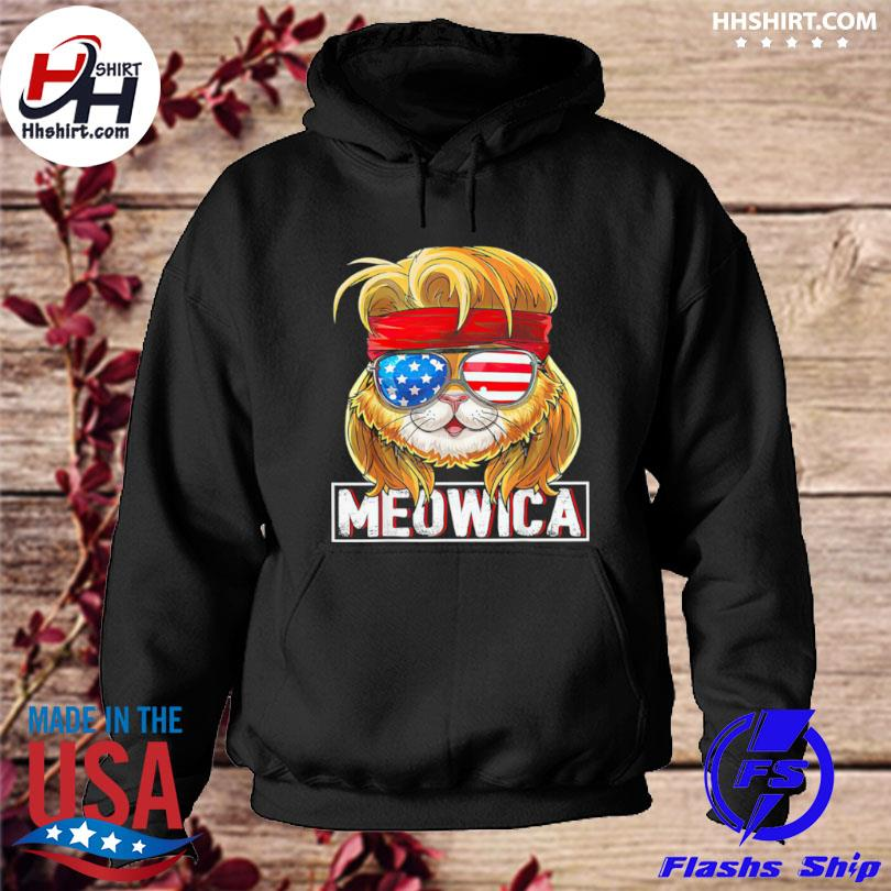 Meowica 4th of july fourth of july s hoodie