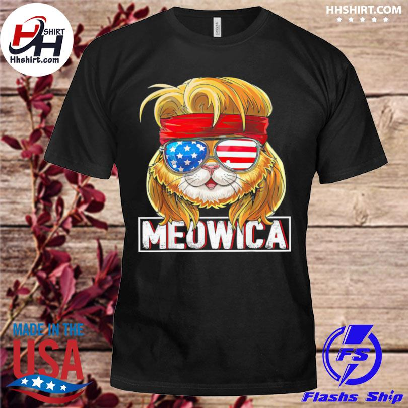 Meowica 4th of july fourth of july shirt