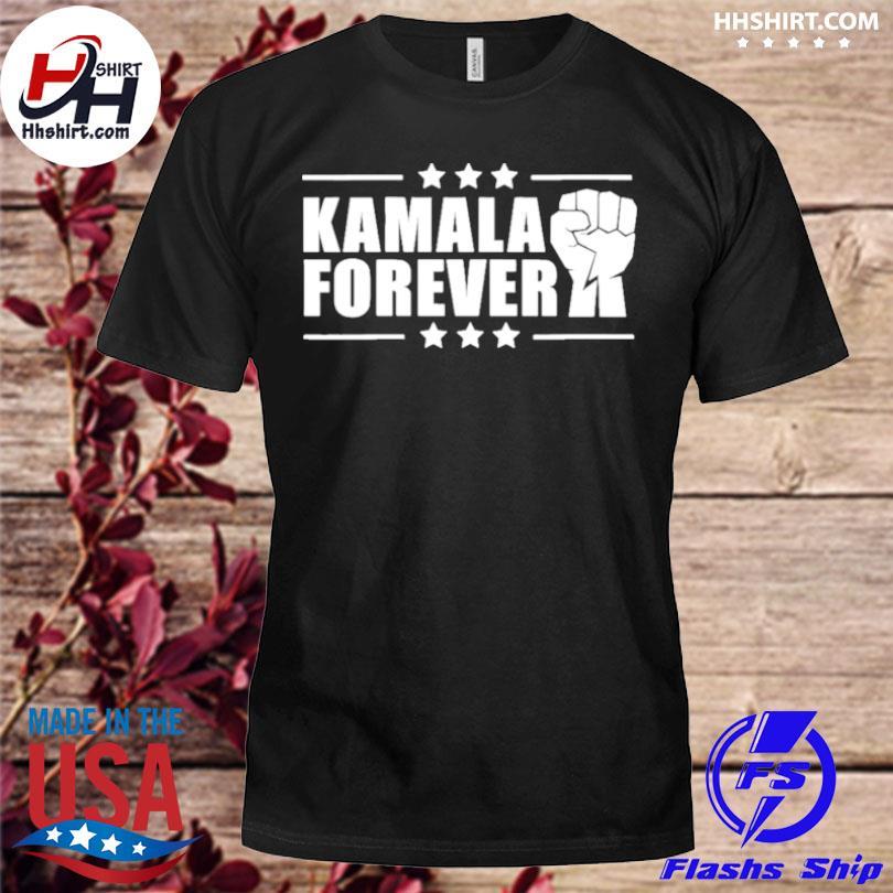 Nice kamala forever vice president 2021 shirt