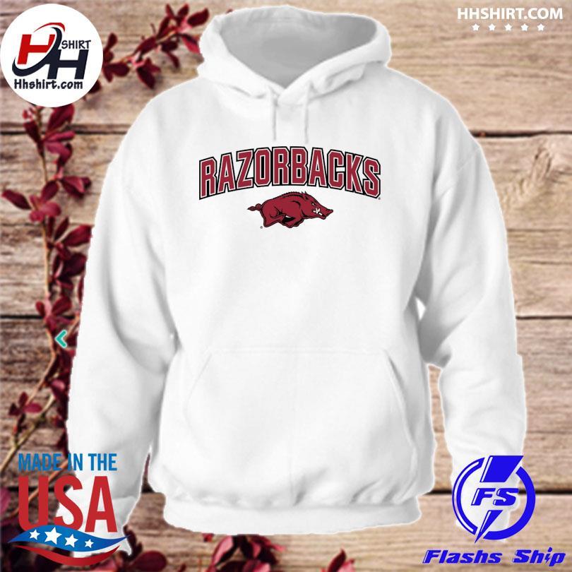 Official ArKansas Razorbacks proud mascot s hoodie