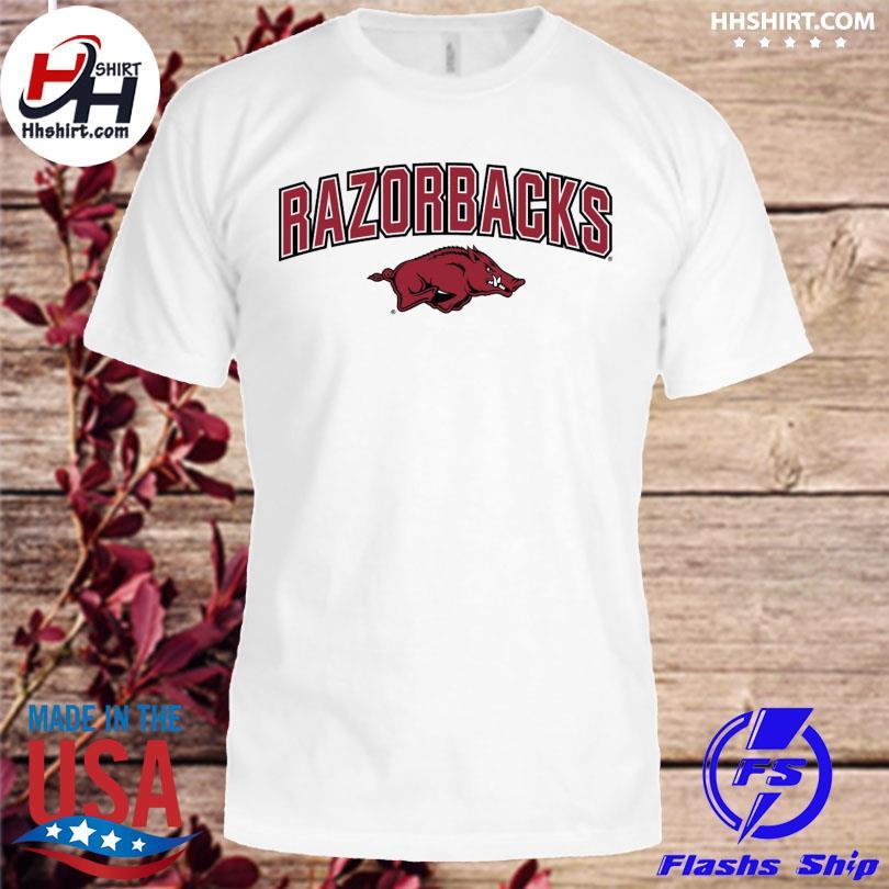 Official ArKansas Razorbacks proud mascot shirt