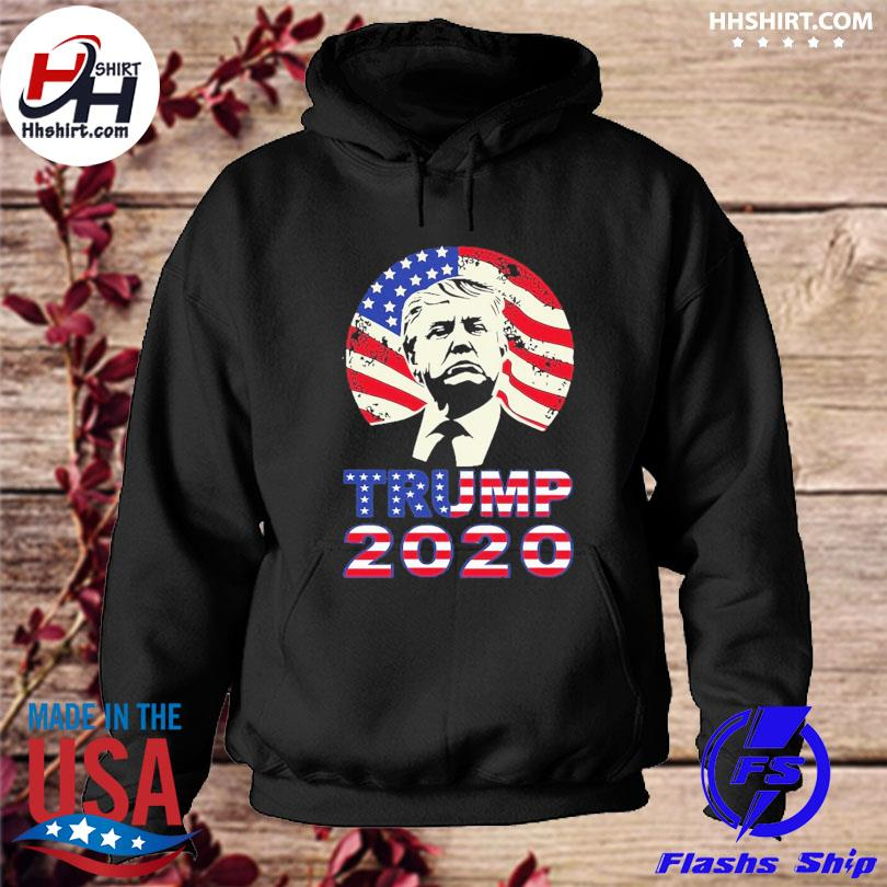 Official Donald Trump 2020 Presidential Campaign American s hoodie