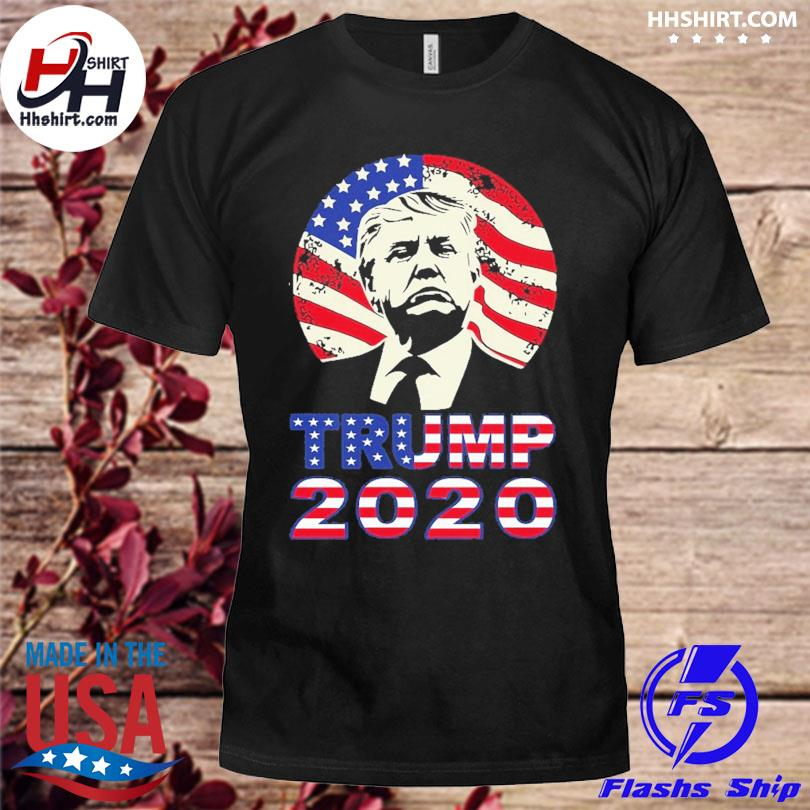 Official Donald Trump 2020 Presidential Campaign American shirt