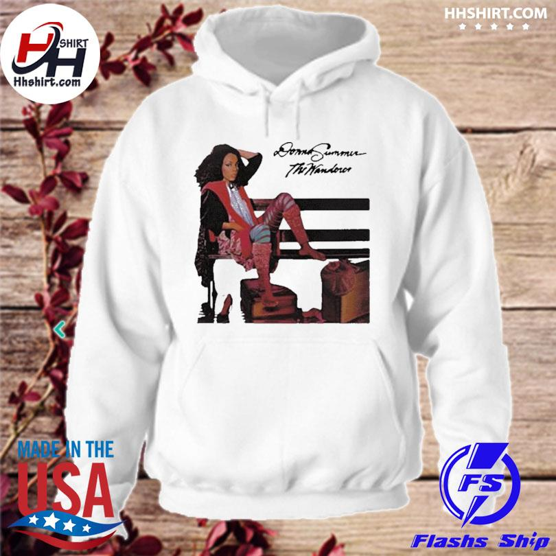 Official Donna summer the wanderer s hoodie