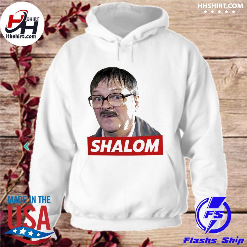 Official Friday night dinner jim bell shalom s hoodie