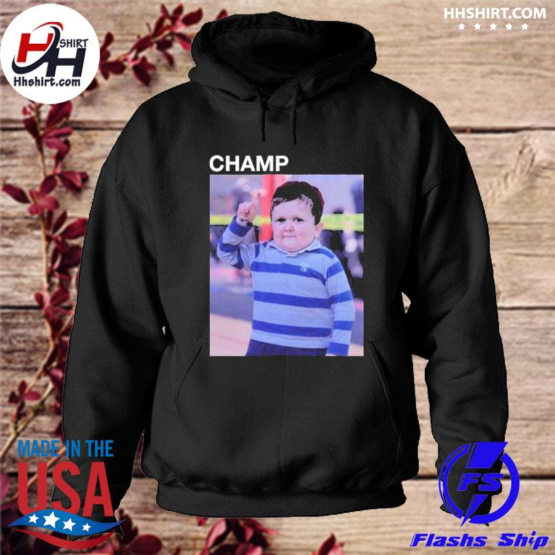 Official Hasbulla magomedov champ s hoodie