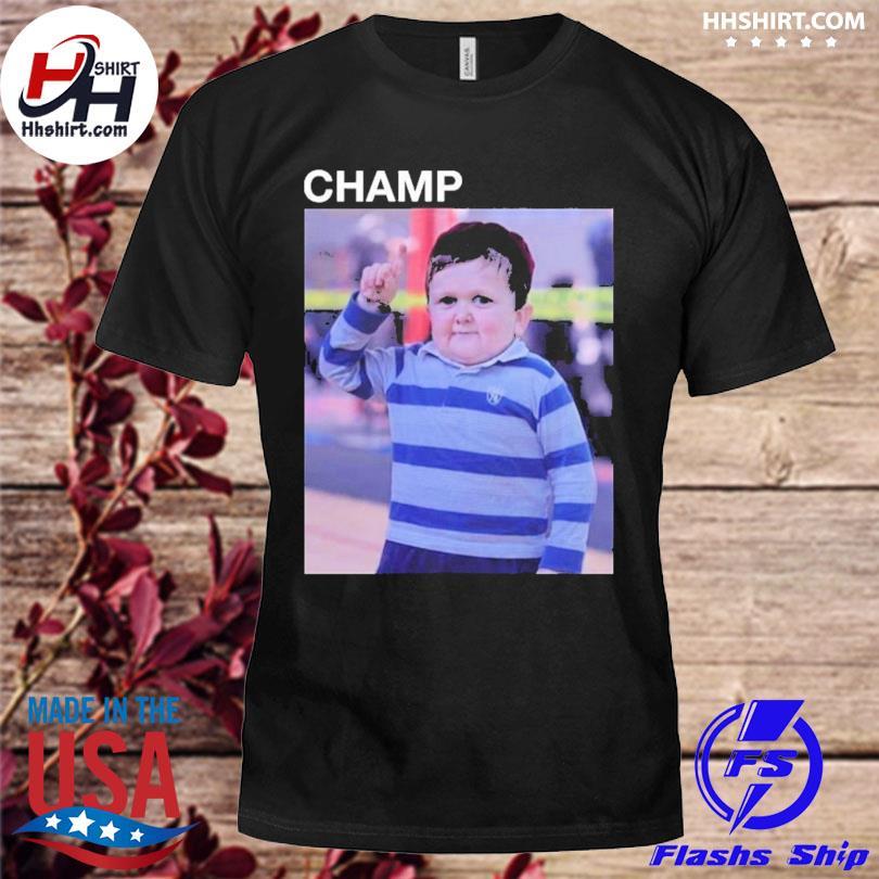 Official Hasbulla magomedov champ shirt