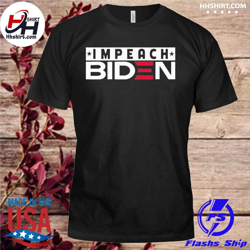 Official Impeach Biden Tshirt