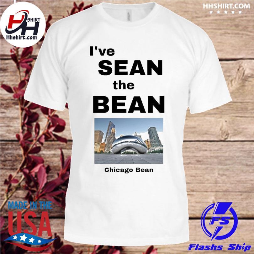 Official I've Sean The Bean Chicago Bean Shirt