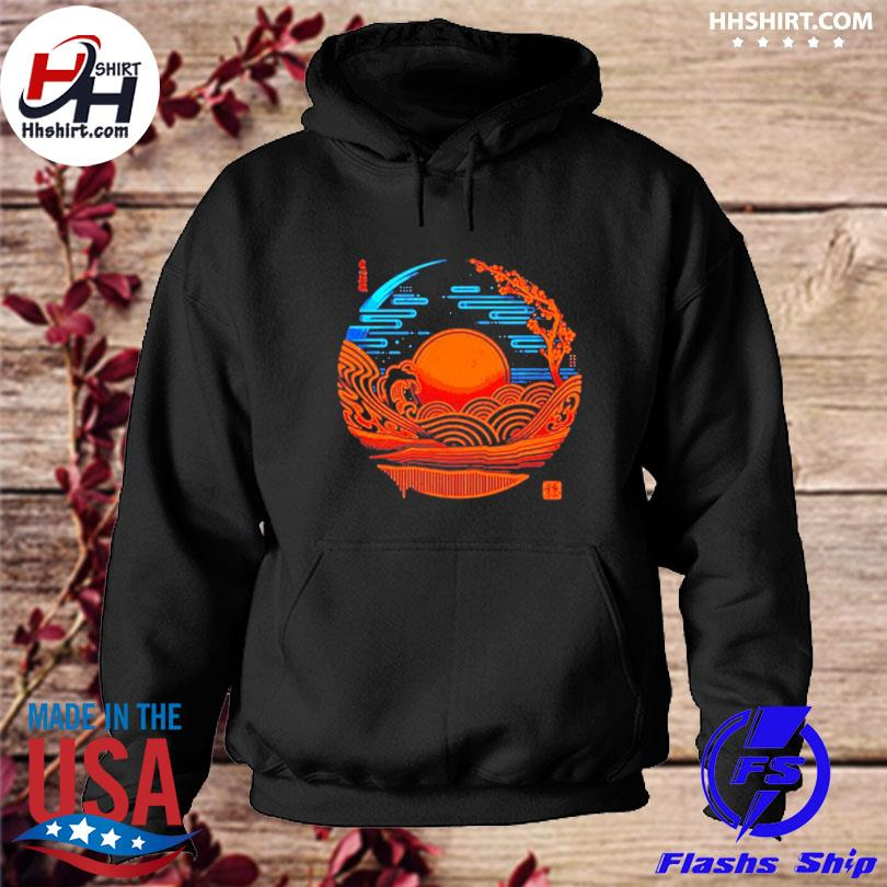 Official Japan chillout s hoodie