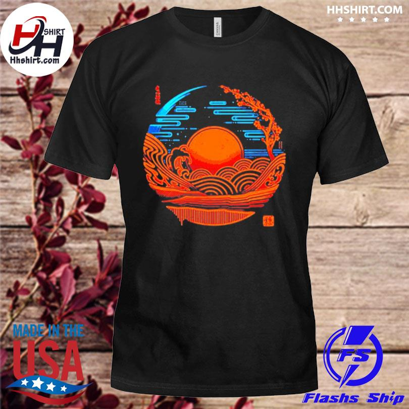 Official Japan chillout shirt