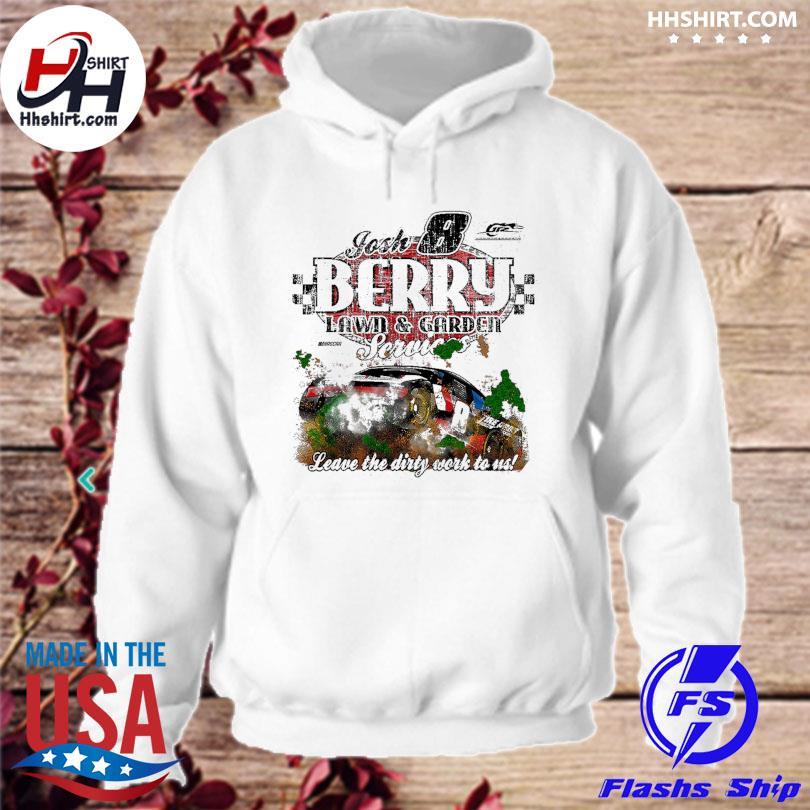 Official josh berry jr motorsports team apparel tire pros car s hoodie