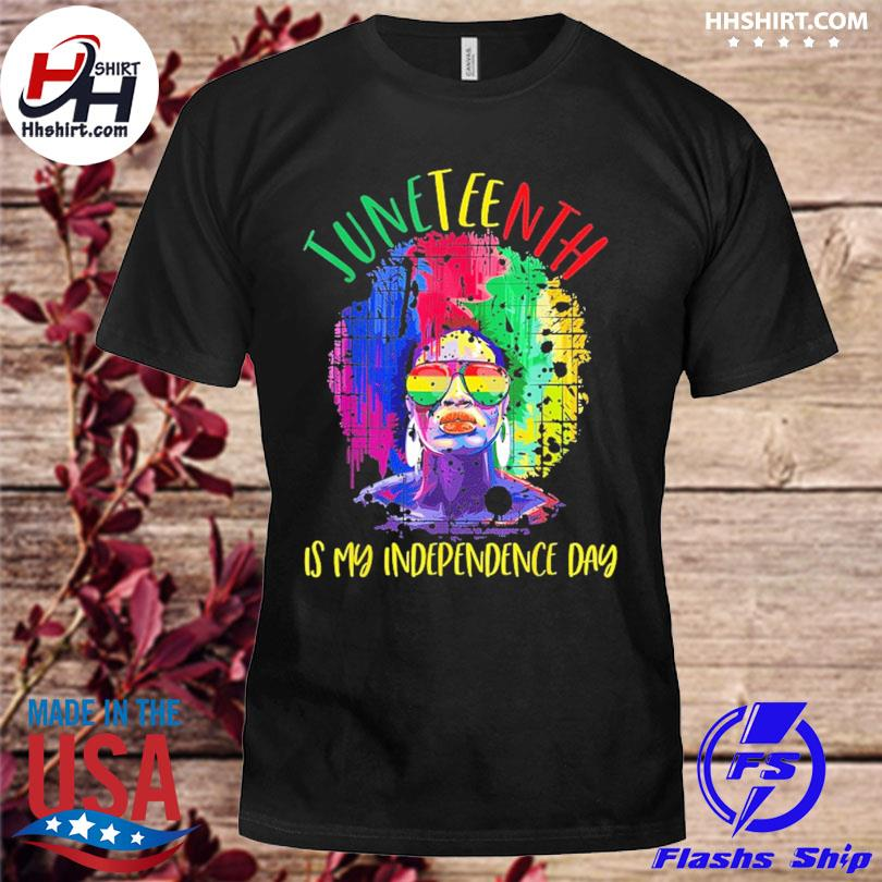 Official Juneteenth freedom day african American june 19th 1865 shirt