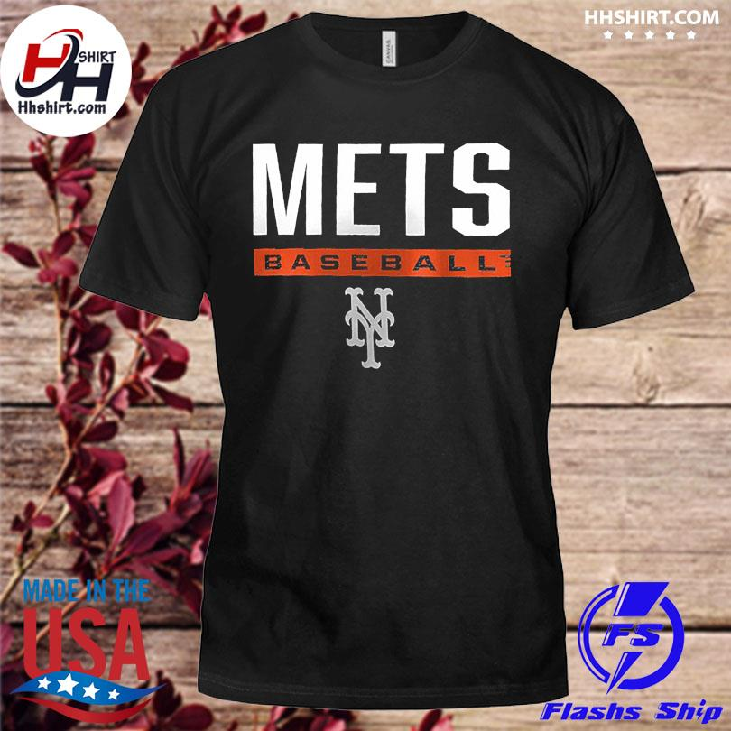 Official New york mets fanatics branded win striped shirt