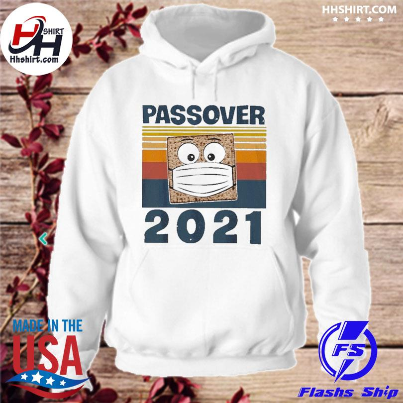 Official Passover 2021 matzo wear face mask 2021 s hoodie