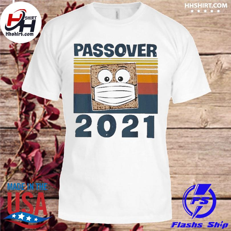 Official Passover 2021 matzo wear face mask 2021 shirt