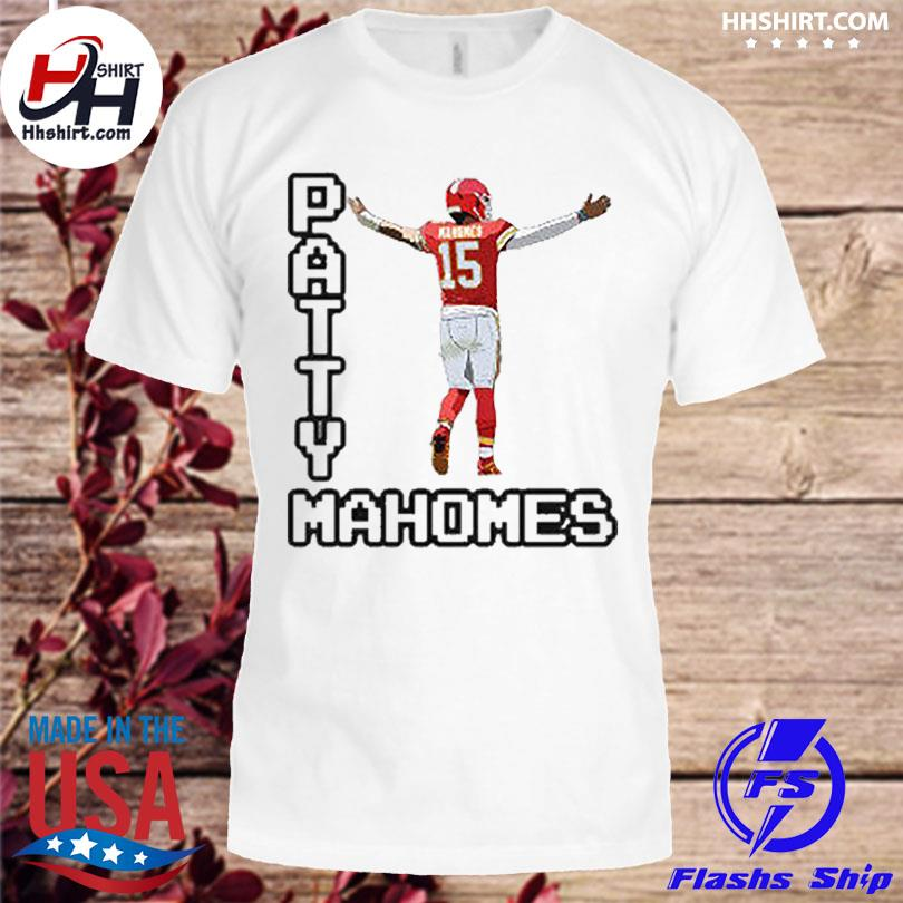 Official Patrick Mahomes Kansas City Chiefs shirt