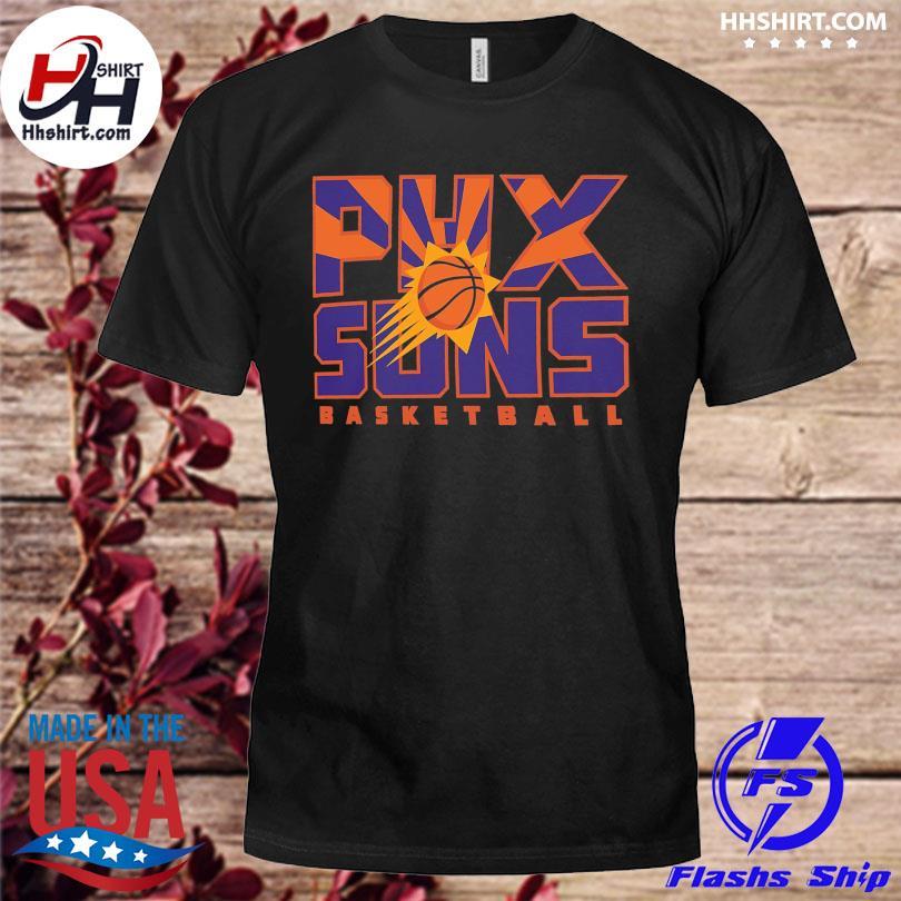 Official Phoenix suns fanatics branded phx hometown collection shirt