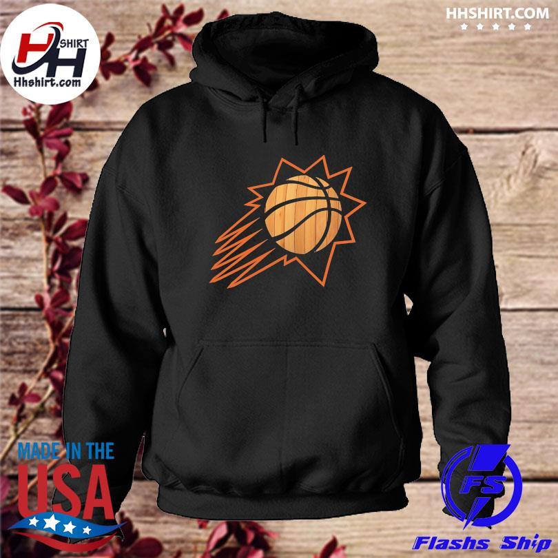 Official Phoenix suns hardwood s hoodie