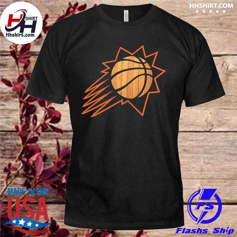 Official Phoenix suns hardwood shirt