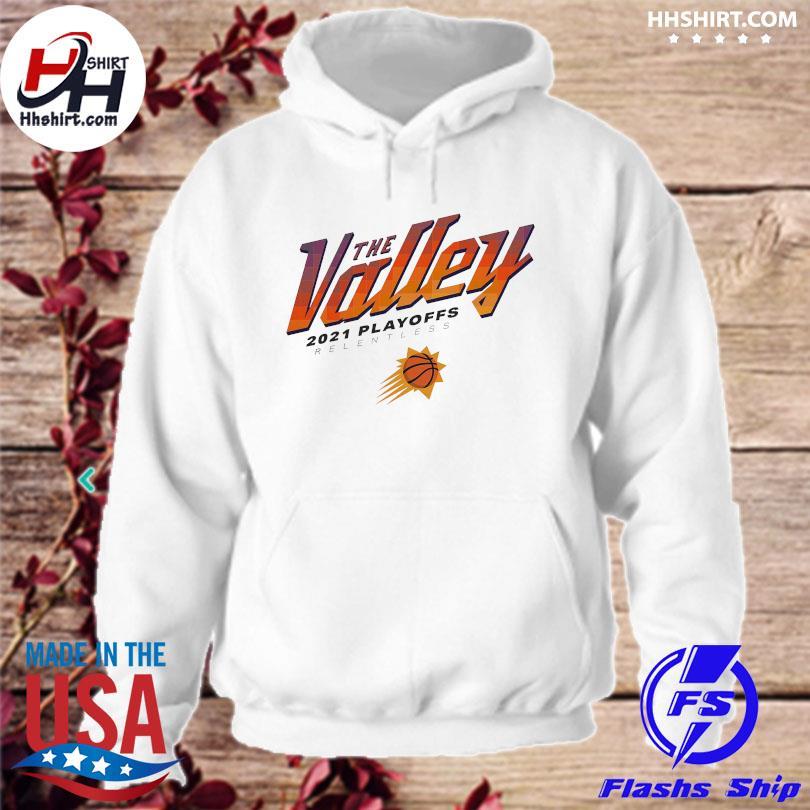 Official Phoenix suns sportiqe 2021 nba playoffs comfy tri-blend s hoodie