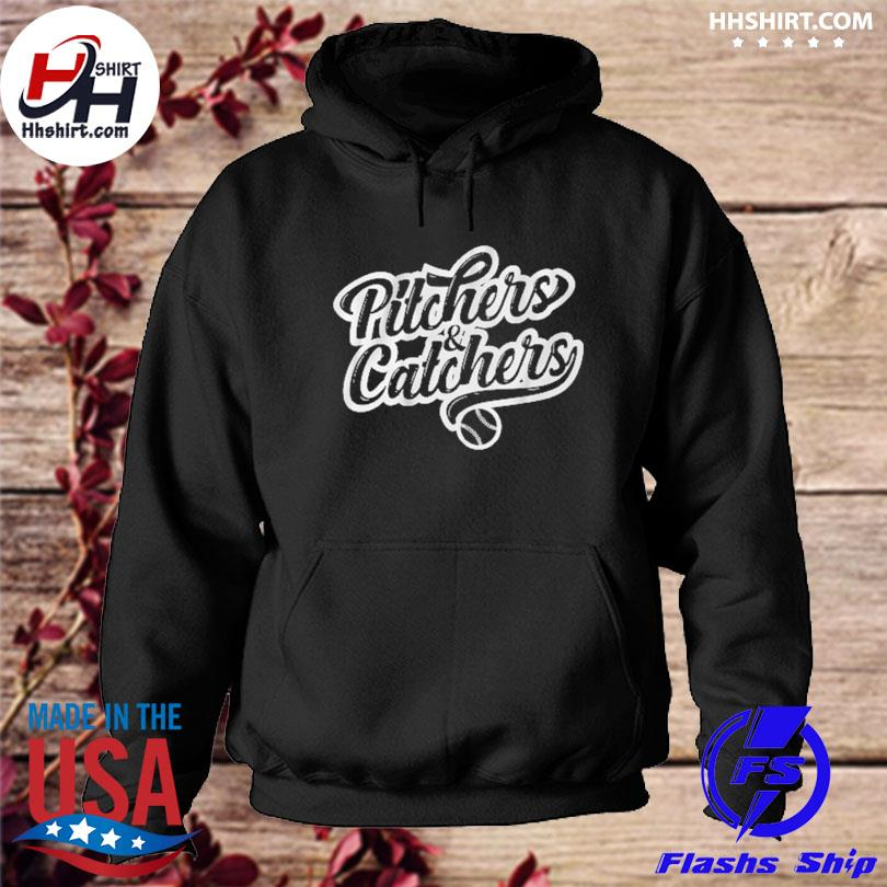 Official Pitchers and catchers s hoodie
