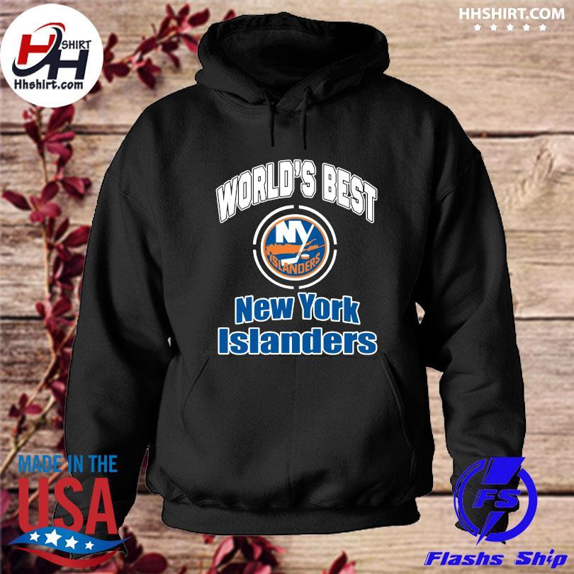 Official World's Best Dad New York Islanders s hoodie