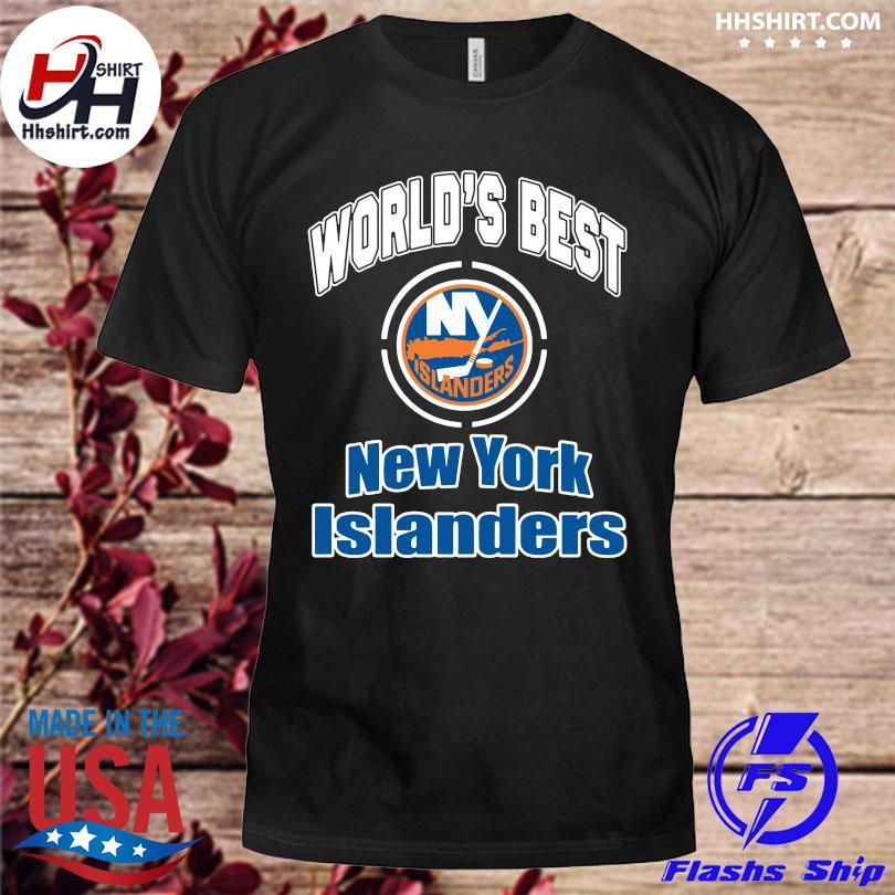 Official World's Best Dad New York Islanders shirt